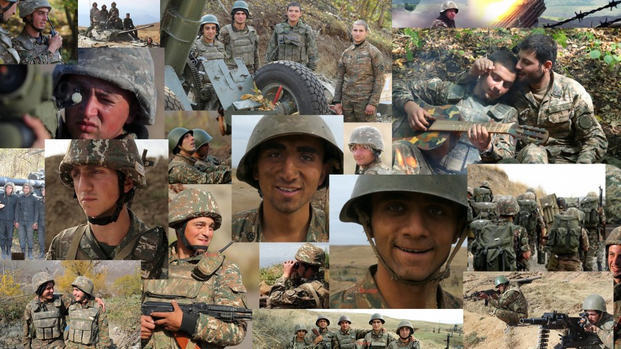Աջակցություն պատերազմից տուժած զինվորներին